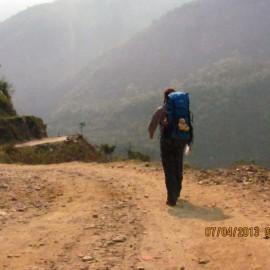 Трек вокруг Аннапурна. Ч.1