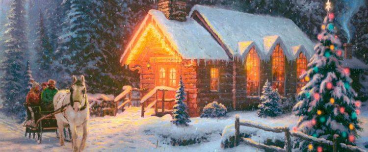 Сказочное Рождество на Украине!!!