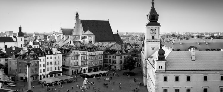 Варшава за один день