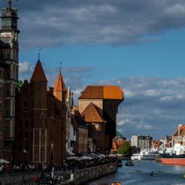Гданьск – жемчужина Балтики!