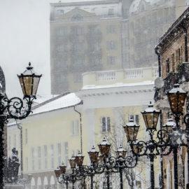 Мгновение зимы… ул. Советская