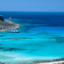Палеохора. Пляжи Балос, Кедродасос, Элафониси